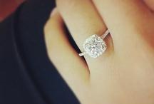 wedding rings / by Jennifer Lucas