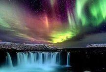 Aurora Borealis ..North Pole