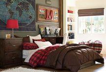 teenager boy bedroom