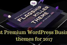 Best Premium WordPress Business Themes