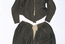 17th c clothing / Focus on 1620-30, personal reference