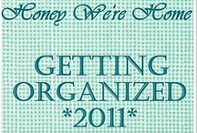 ORGANIZE! Going to try and stay organized in 2013! / by Yuki Messersmith