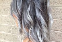 transitioning gray