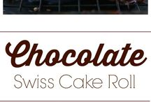 cokolate swiss rol