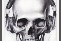 skull trash polka