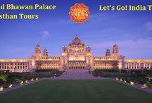 UMAID BHAWAN PALACE / Read blog on UMAID BHAWAN PALACE  http://letsgoindiatours.blogspot.in/2016/06/umaid-bhawan-palace.html