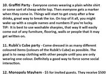 Party Ideas / by Katie Foster
