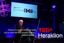Crossroads // quotes / Quotes coming from the stage of TEDxHeraklion 2014