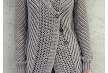Knit apparel / by Meredith e