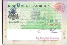 Visado a Camboya