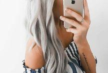 fryzura warkocz