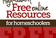 Free Resources for Homeschoolers / by Hearts at Home Curriculum