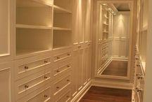 Beautiful closet