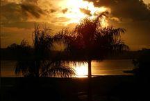 Entre o céu e o sol ❤️