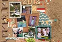 Scrapbooking / by Meaghan Swanson