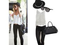 street style / Re-building some of the hottest looks we've seen on the streets (slash web).