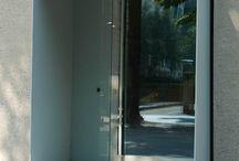 scuola alberghiera Savoy / Facciata continua strutturale ZA 52, serramenti a taglio termico in alluminio, serramenti REI 120, strutture in carpenteria metallica.  http://www.zanettisrl.it/ita/scuola_alberghiera_savoy_merano.php