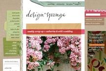 Web-site designs I like / by Ⓐndi ➳ {&D} ₲ooch