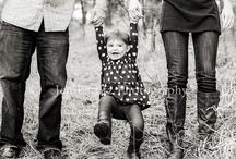 Family Photo Shoot Ideas / by Dawn Geil Allison