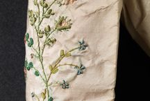 Broderies anciennes