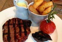Food I have eaten at the Goshawk, Mouldsworth, Cheshire / Gastro pub