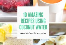 Healthy Desserts / Healthy desserts that soothe your sweet tooth while also keeping your nutrition goals on track