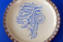 adolfo camacho silva dish / ceramic studio three cones