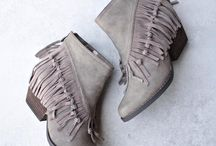 Boots Made for Walking