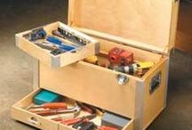 tools chest an boxes