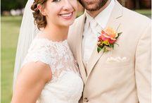 HGPD | Coral + Peach Inspired Weddings / Weddings: Coral + Peach Inspired Weddings