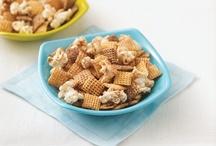 Food-ChexMix & Popcorn / by Jill Prine-Fisher