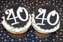 Fortieth birthday party ideas