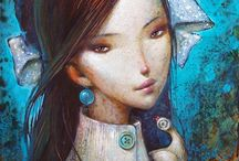 Nikolay Angelov - Gary / http://www.largogallery.com/ Here you can find Gary's paintings.