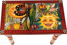 Painted furniture / by JH