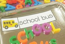 Preschool Travel and Transportation
