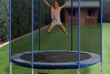 Trampolines / Checkout our awesome range of Oz trampolines products- 'Oz Trampolines: Memories in the Making'.