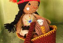 Crochet - animals, toys / by Kathy Johnson