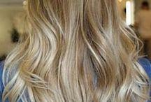 Blonde Hair / .