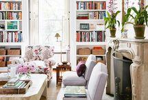 Luscious Living Spaces