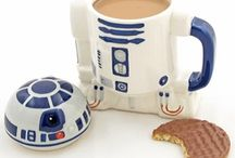 Nerdy Gift Ideas / fun gifts for geeks & nerds, star wars themed, etc.