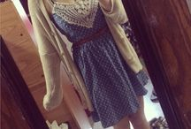 Outfit inspiration / Outfits I put together as well as pinned from others / by Becky