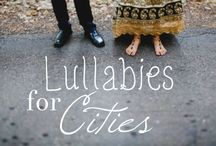 "COMUSE | Poems / A key component of our comusing life is writing together. In our ""Lullabies for Cities"" collection we see each city as a child being read or sung to sleep. In this way, we love nurturing, encouraging, and celebrating cities.   We write each poem together, alternating line-by-line.   Enjoy!"