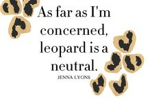 For the ❤️ of Leopard print!!