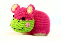 crochet - amigurumi / by Melanie McMillan
