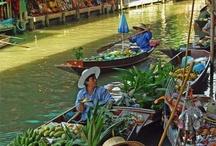 Voyage en Thaïlande!