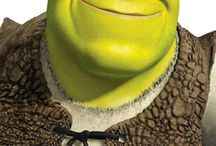 Shrek / Shrek is love Shrek is life