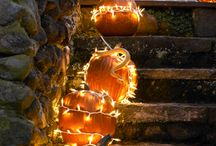 "Fall Lighting & Decor / ""Fall"" into seasonal fun with these lighting and decoration tricks!"
