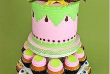 Vizsga torta