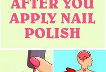 Nail Polish Toxic and Harmful
