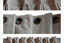 Casa / Cortinas / Deco cortina handmade